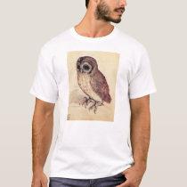 Albrecht Durer The Little Owl T-shirt