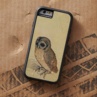 Albrecht Durer The Little Owl Vintage Tough Xtreme iPhone 6 Case