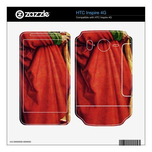 Albrecht Durer - The Saints John and Peter HTC Inspire 4G Decal