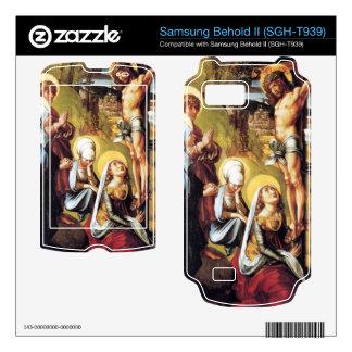 Albrecht Durer - The seven Marys pain - Christ on Samsung Behold II Skins