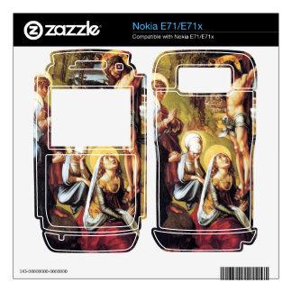 Albrecht Durer - The seven Marys pain - Christ on Skin For The Nokia E71