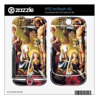 Albrecht Durer - The seven Marys pain - Christ on Skin For HTC myTouch 4G