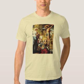 Albrecht Durer - The seven Marys pain - Christ on Tee Shirt