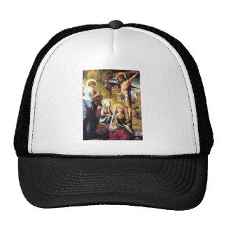 Albrecht Durer - The seven Marys pain - Christ on Trucker Hat