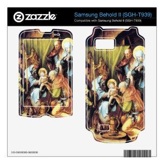 Albrecht Durer - The seven Marys pain - Circumcisi Samsung Behold II Skins