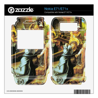 Albrecht Durer - The seven Marys pain - Crucificti Nokia E71x Decal