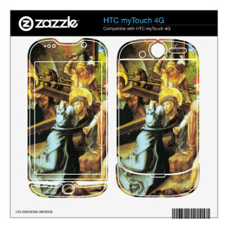 Albrecht Durer - The seven Marys pain - Crucificti Skins For HTC myTouch 4G