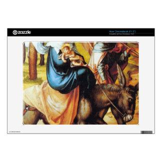 Albrecht Durer - The seven Marys pain - Flight int Acer Chromebook Decals