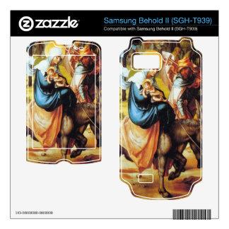 Albrecht Durer - The seven Marys pain - Flight int Samsung Behold II Skin