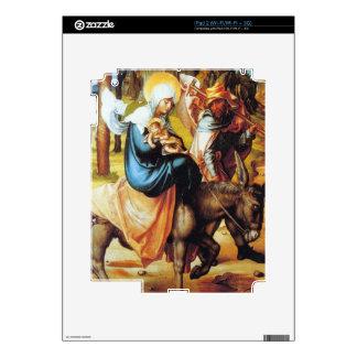 Albrecht Durer - The seven Marys pain - Flight int Skin For iPad 2