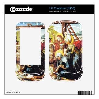 Albrecht Durer - The seven Marys pain - Lamentatio Skins For LG Quantum