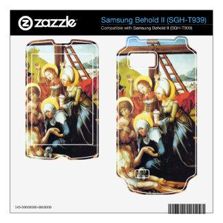 Albrecht Durer - The seven Marys pain - Lamentatio Samsung Behold II Skins