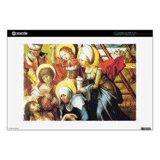 Albrecht Durer - The seven Marys pain - Lamentatio Skin For Laptop