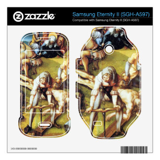 Albrecht Durer - The seven Marys pain - nailing on Samsung Eternity II Decal