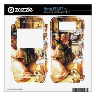 Albrecht Durer - The seven pain Assumption - The t Nokia E71x Decals