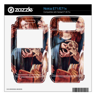 Albrecht Durer - The twelve-year-old Jesus among t Decals For The Nokia E71x