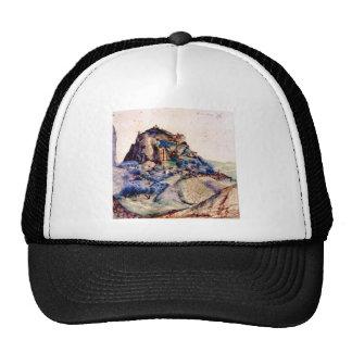 Albrecht Durer - View of Arco 2 Trucker Hats