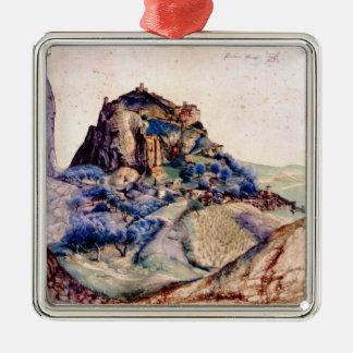 Albrecht Durer - View of Arco 2 Ornament