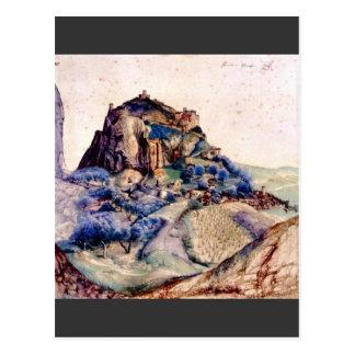 Albrecht Durer - View of Arco 2 Post Cards