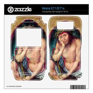 Albrecht Durer - View of Arco Decals For Nokia E71x