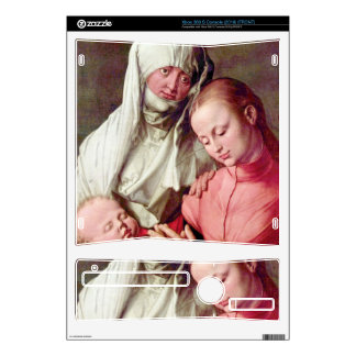 Albrecht Durer - Virgin and Child with St Anne Skins For Xbox 360 S