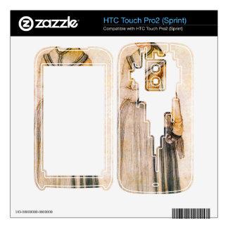 Albrecht Durer - Woman in house dress HTC Touch Pro2 Skin