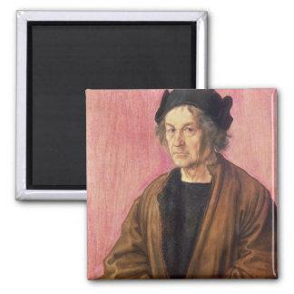 Albrecht Durer's Father, 1497 Magnet