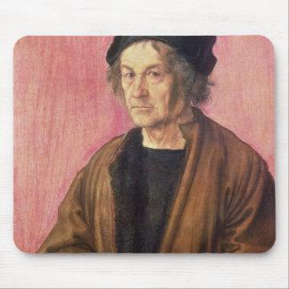 Albrecht Durer's Father, 1497 Mouse Pad