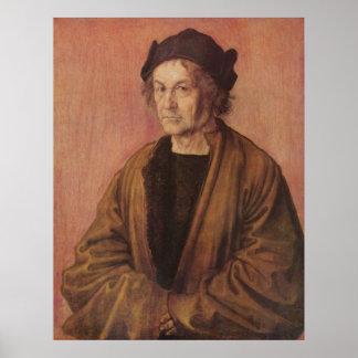 Albrecht Dürer's Father Poster