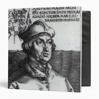 Albrecht of Brandenburg, 1519 Binder