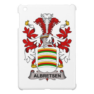 Albretsen Family Crest Cover For The iPad Mini