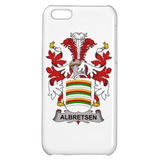 Albretsen Family Crest iPhone 5C Covers