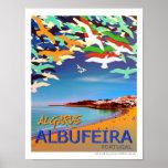 Albufeira Algarve Portugal poster