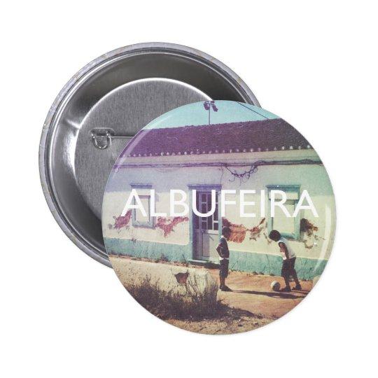 Albufeira Pinback Button