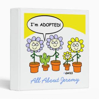 Álbum adoptado del libro de recuerdos del bebé