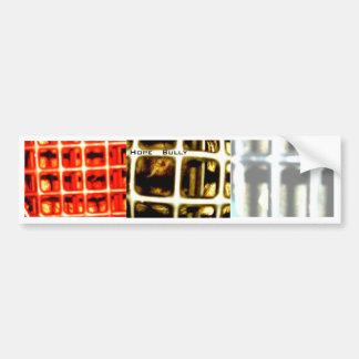 Album Art Bumper Sticker Car Bumper Sticker