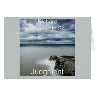 Album covers art for The Judgment Card