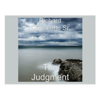 Album covers art for The Judgment Postcard