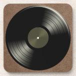 Álbum de disco de vinilo del rollo de la roca n