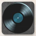 Álbum de disco de vinilo del rollo de la roca n en