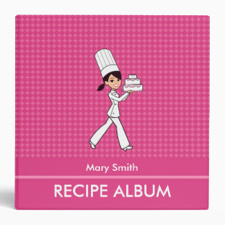 """Álbum de encargo de la receta de la familia con carpeta 2"""""""