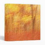 Álbum de foto abstracto otoñal