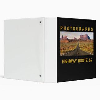 Álbum de foto de la ruta 66