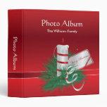 Álbum de foto de las Felices Navidad