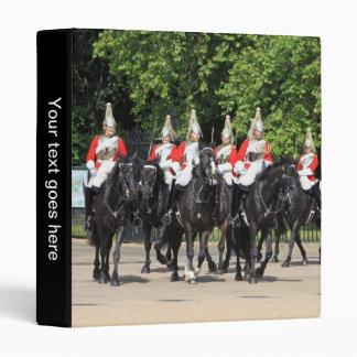 """Álbum de foto de Londres de los soldados de la Carpeta 1"""""""