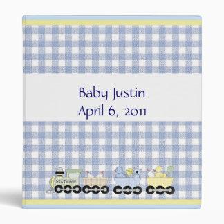 Álbum de foto del bebé/carpeta