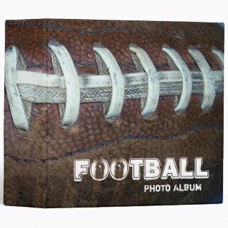 Álbum de foto del fútbol