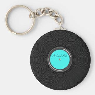 Álbum de registro llavero redondo tipo pin