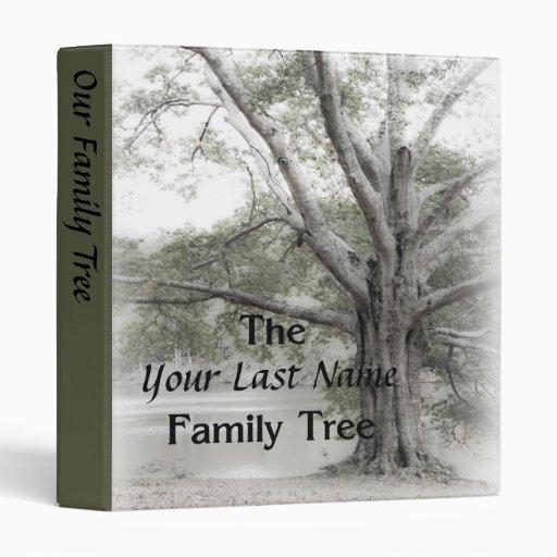 Álbum del árbol de familia