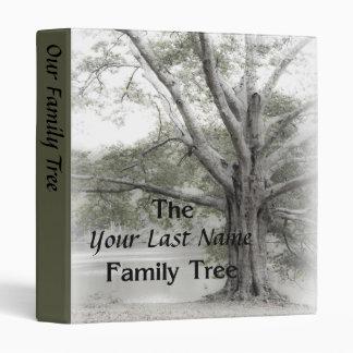 "Álbum del árbol de familia carpeta 1"""